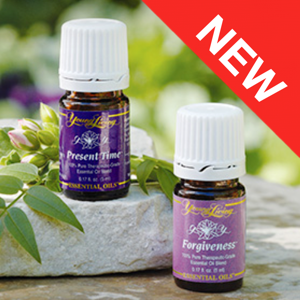 Young Living Essential Oils - Mobile app