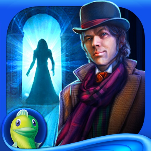 Haunted Hotel: Ancient Bane - A Ghostly Hidden Object Game icon
