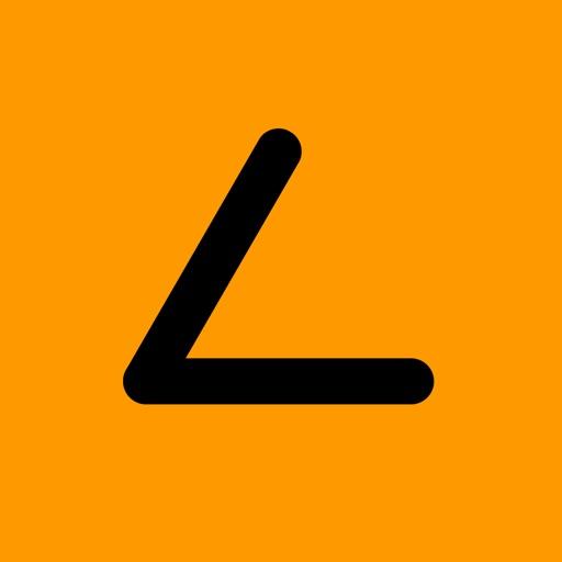 Angle Pro Icon