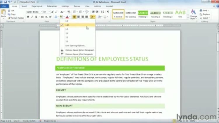 Home Tutor - Microsoft Word Edition screenshot-4