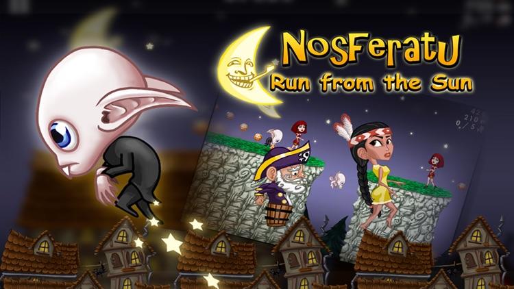Nosferatu - Run from the Sun