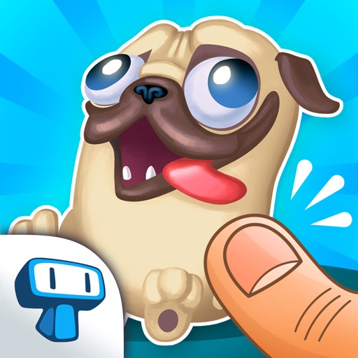Puzzle Pug - Help the Virtual Pet Dog