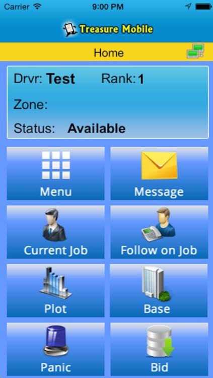 CabTreasure Mobile 2