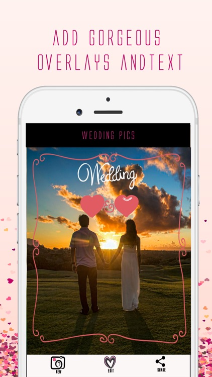 My Wedding Photos App