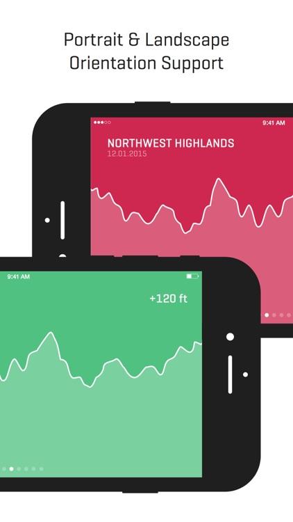 Ella - GPS Elevation Tracker screenshot-4