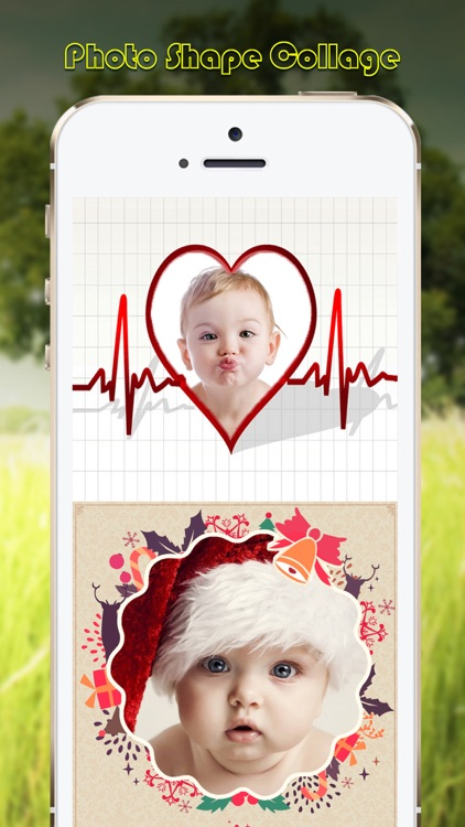 Photo Shape Collage Pro - Overlay & Frame Pics for Posts on Tagged screenshot-3