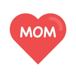 Mother's Day Photo Stickers - with Facebook & Instagram Sharing