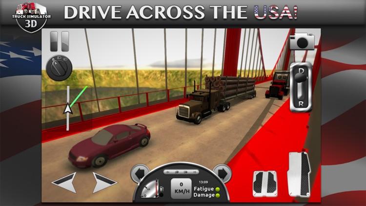 Truck Simulator 3D screenshot-3