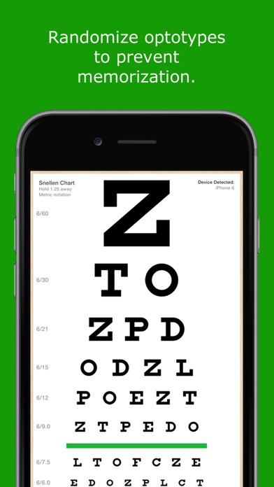 EyeChart - Vision Screening screenshot three