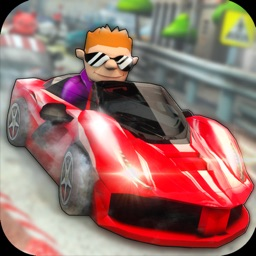 Fast Driver Racing Game - Real Mining Monster Car Driving Test Park Sim Racing Games