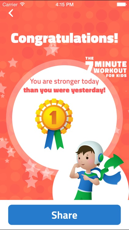 7-Minute Workout for Kids Pro: Make Fitness Fun for Stronger, Healthier Kids Through Interval Training screenshot-3