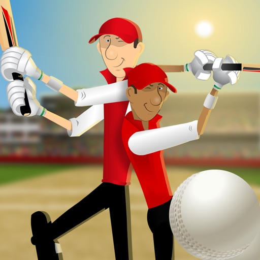 Stick Cricket Partnerships