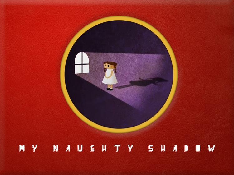 My Naughty Shadow - Interactive Children's Book