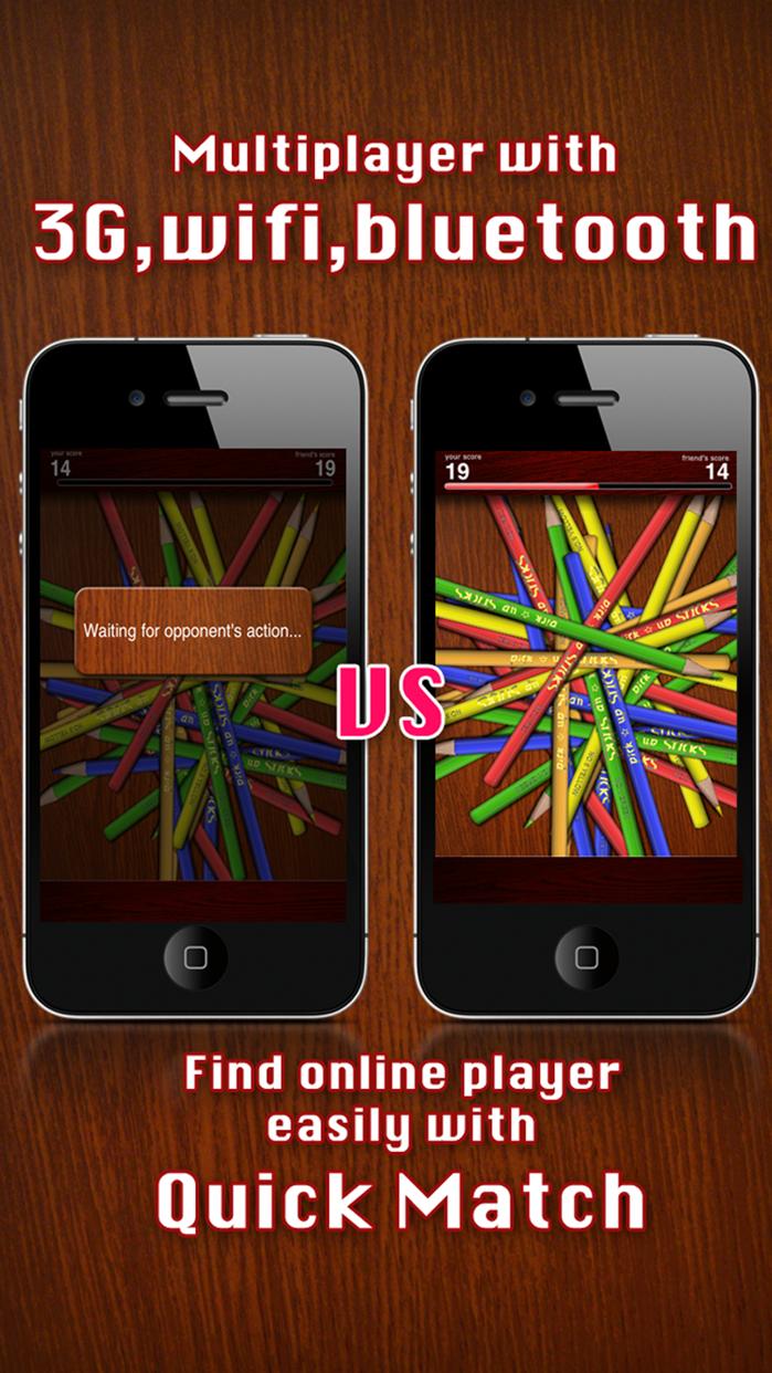 Pick-Up Sticks Screenshot