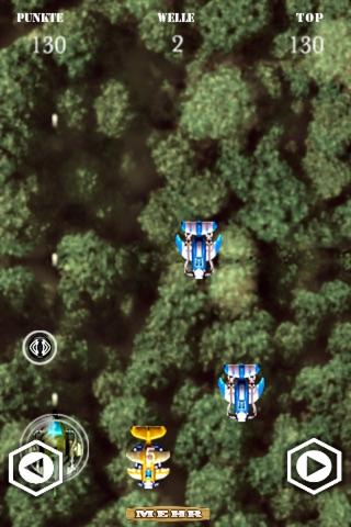 Hubschrauber Dschungel Flug - náhled