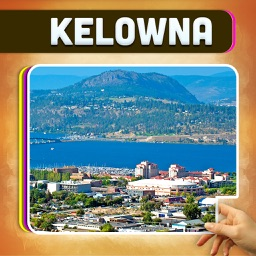 Kelowna City Offline Travel Guide