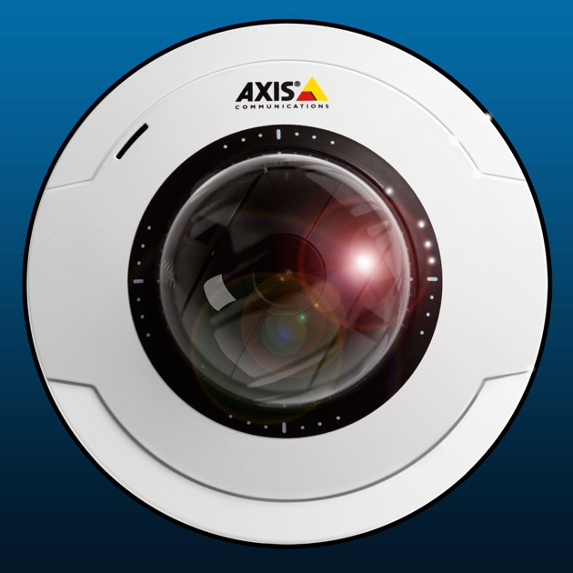Viewer For Axis Camera Companion On The App Store