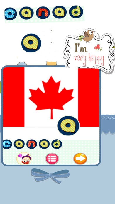 Baby English-National Flag screenshot three