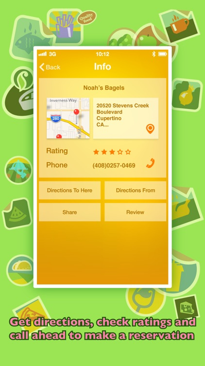 Where To Eat? PRO - Find restaurants using GPS.