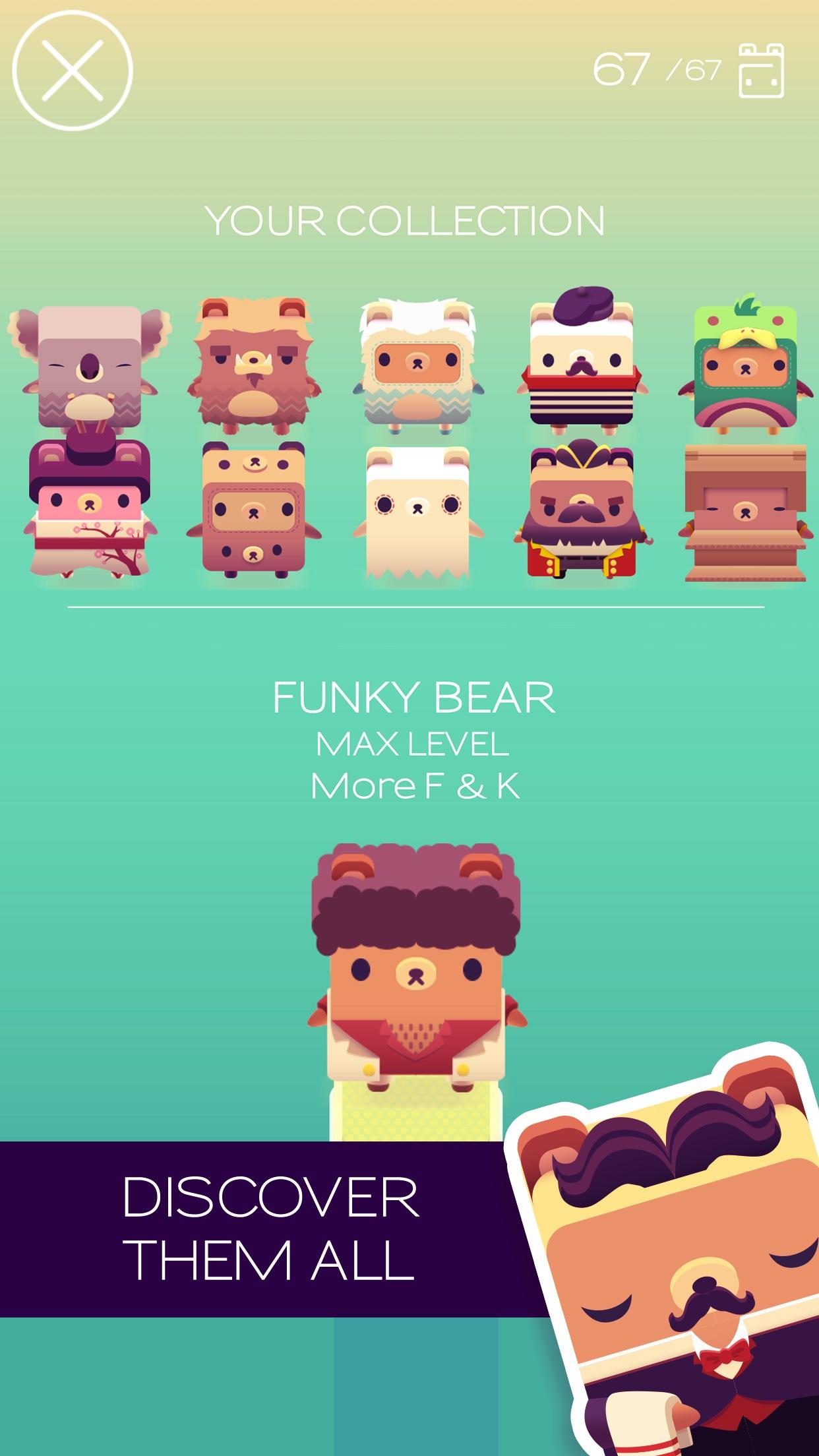 Alphabear: Word Puzzle Game Screenshot