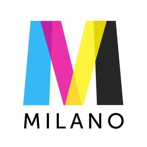 旅遊地圖口袋米蘭 - 世博會,地鐵,酒店和城市信息