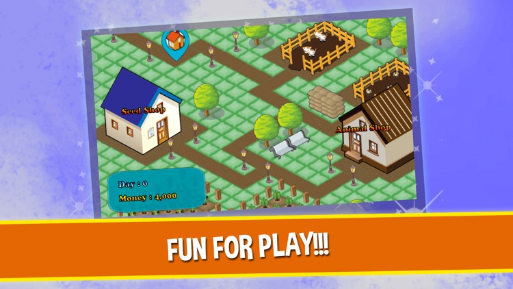 The Farm Tractor : Free Play Farmer simulator Animals Games