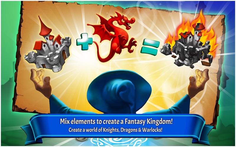 Doodle Kingdom™ Free screenshot 2