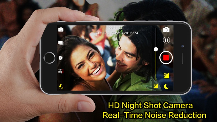 NightShot Lite - Night Shoot Artifact with Video Noise Reduction
