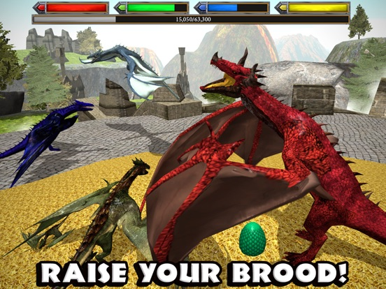 Игра Ultimate Dragon Simulator