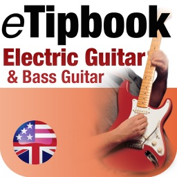 eTipbook Electric Guitar and Bass Guitar