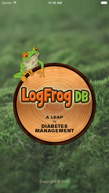 LogFrog DB - A Leap in Diabetes Management