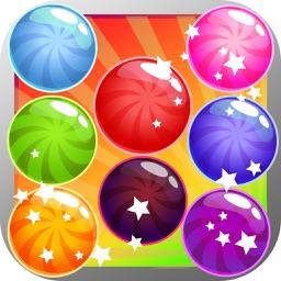 A Sweet Lollipop Burst - Bubble Color Match Puzzle Craze FREE