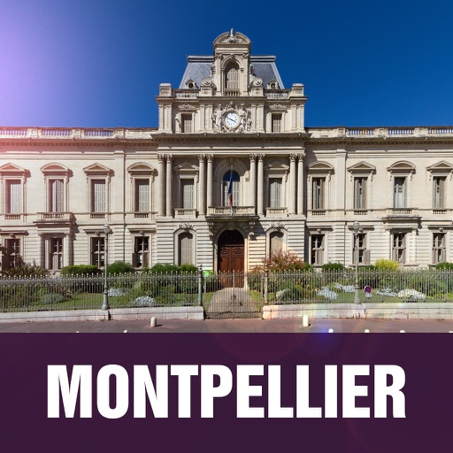Montpellier Offline Travel Guide
