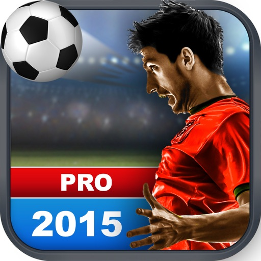 Soccer 2015 - Real football game with super soccer matches and tournament [Premium]