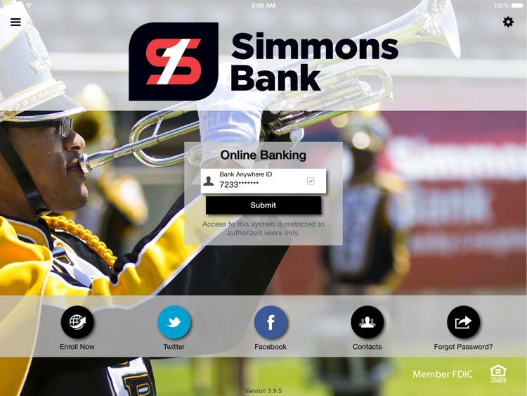 Simmons Bank Anywhere