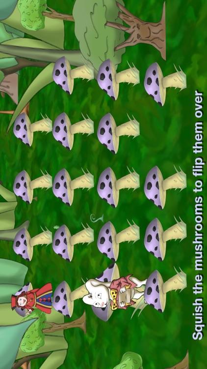Miniville's Alice in Wonderland Match Game screenshot-3