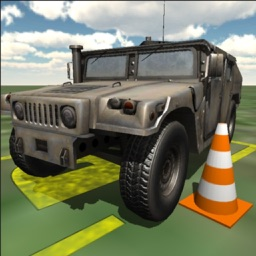 Humvee Car Parking
