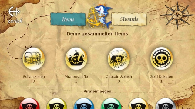 Aquapulco Piratenrutsche Screenshot