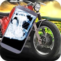 Simulator X-Ray Moto Bike
