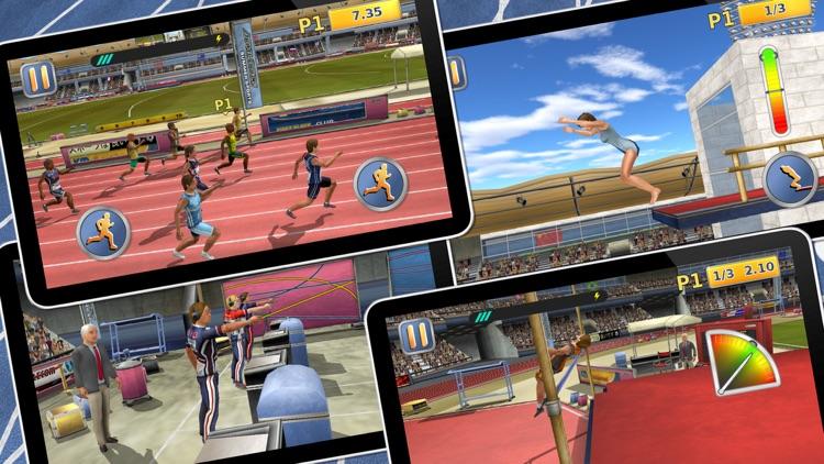 Athletics 2: Summer Sports screenshot-3