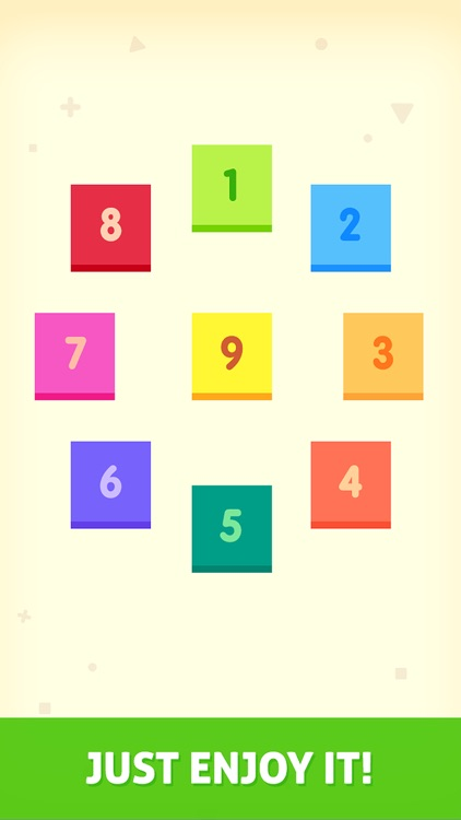 Just Clear All - popping numbers puzzle game screenshot-4