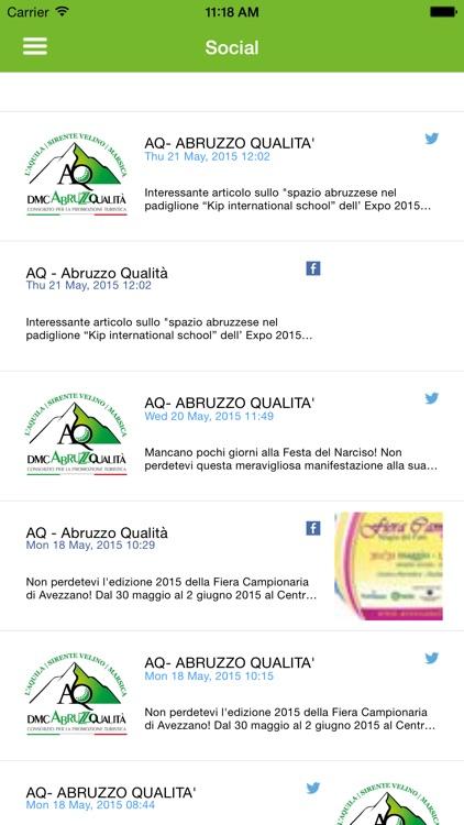 Abruzzo Qualità screenshot-4
