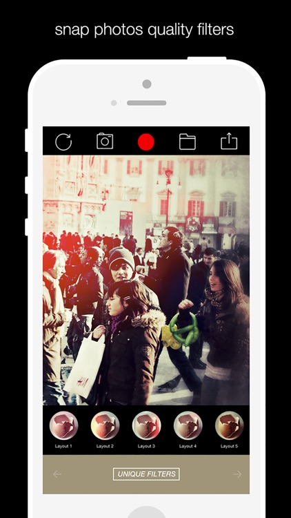 Alive Shot 360 Pro - The ultimate photo editor plus art image effects & filters screenshot-3