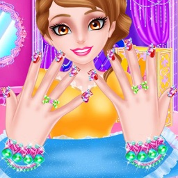 Nail Boutique Salon Designs & Spa -  Free Games for Girls