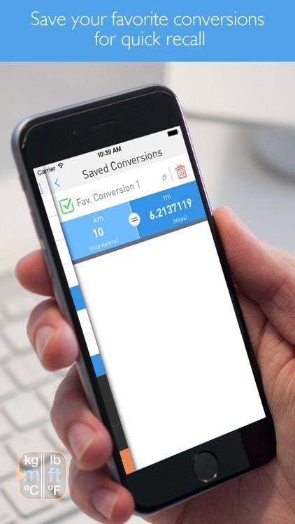 Convert Units Pro Version -  Best Unit Converter & Currency Conversion Calculator screenshot-3