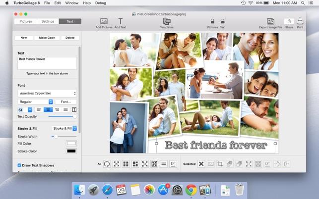 TurboCollage Lite - Collage Creator Screenshot