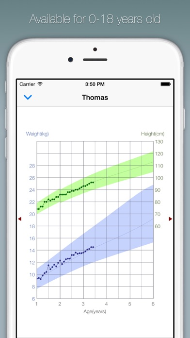 download Baby Growth Chart apps 3
