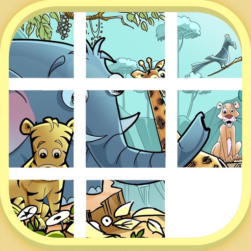 Puzzle of Pictures icon