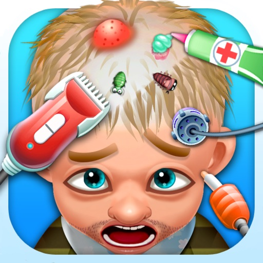 Little Hair Doctor - kids games