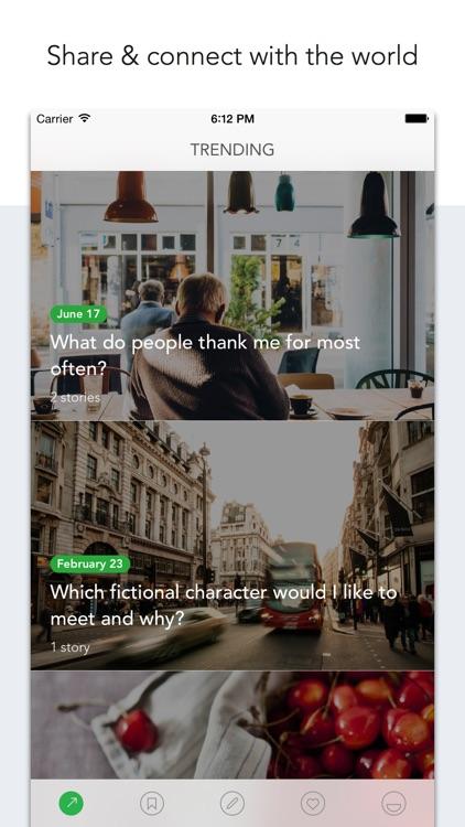 Loopify - Creative Q&A Journal screenshot-3